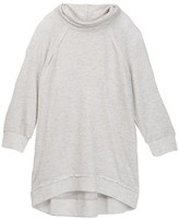 Hip Tunic Active Lace Sweatshirt (Big Girls)