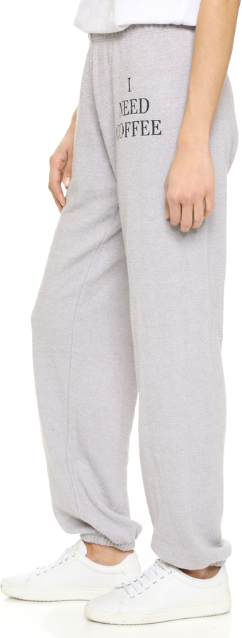 Wildfox Couture Desperate Morning Sweats