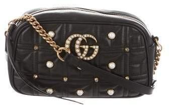 7af6b8d4b27819 Gucci Marmont Pearl - ShopStyle