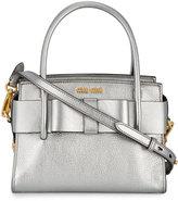 Miu Miu bow embellished shoulder bag