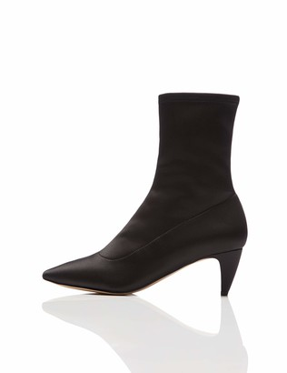 Find. Stretch Kitten Heel Womens Ankle Boots Ankle boots