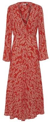 Rixo Long Sonja dress