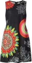 Izabel London **Izabel London Black Fit and Flare Dress