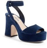 Miu Miu Women's Platform Strap Sandal