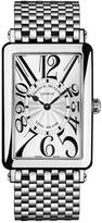 Franck Muller Ladies Long Island Stainless Steel Watch