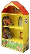 The Well Appointed House Teamson Design Happy Farm Barn Bookshelf for Kids