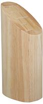 John Lewis 5 Slot Wooden Knife Block