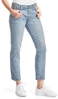 Gap Mid rise boyfriend jeans