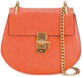 Chloé Drew shoulder bag - women - Calf Leather/Goat Skin/Calf Suede - One Size