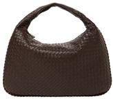 Bottega Veneta Intrecciato Leather Large Hobo