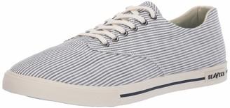 SeaVees Men's Men's Hermosa Plimsoll Seersucker Shoe
