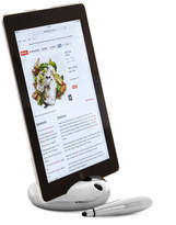 Nambe Pebble Tablet Stand