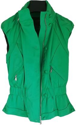 Louis Vuitton Green Polyester Jackets