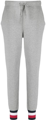 Tommy Hilfiger Striped-Cuff Track Pants