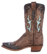 Lucchese Pointed-Toe Cowboy Boots