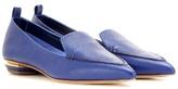 Nicholas Kirkwood Botalatto Leather Loafers