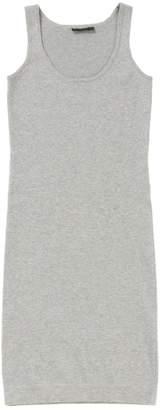 Donna Karan Grey Cashmere Dresses
