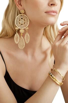 Gas Bijoux Fanfaria earrings