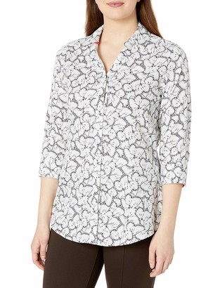 Foxcroft Women's Faith Butterfly Tunic