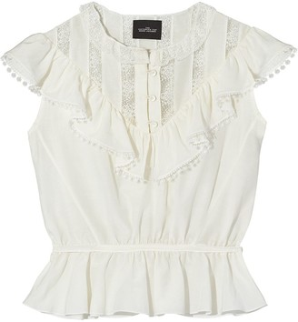 Marc Jacobs The Victorian blouse top
