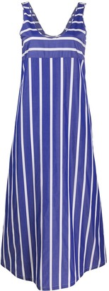 Odeeh Striped Long Dress