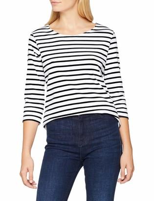 Armor Lux Women's Mariniere Guerande Heritage Femme T-Shirt