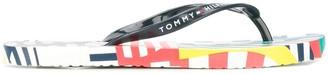 Tommy Hilfiger Printed Flip Flops