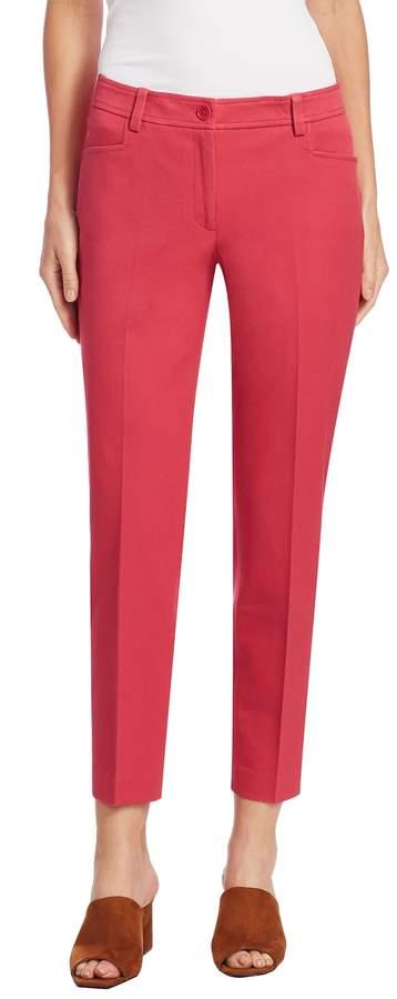Anne Klein Women's Howard Hawks Cotton Pique Pant
