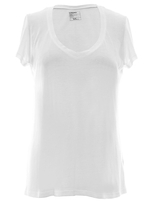 L'Agence LA'T By Classic V-Neck Tee