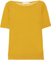 Kain Label Hailey modal and silk-blend top