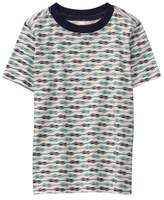 Gymboree Geo Stripe Tee
