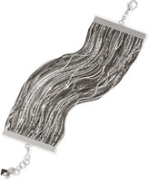 Rosantica Cattiva Palladium-tone Bracelet - Gunmetal