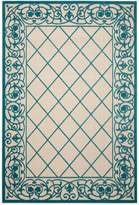 Aloha Indoor/Outdoor Area Rug - Aqua