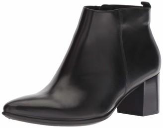 Ecco Women's Shape 45 Block Bootie Ankle Boot