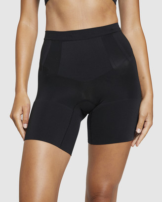 Spanx OnCore Mid-Thigh Shorts