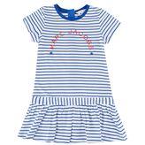 Marc Jacobs Infant Girls Striped Jersey Dress