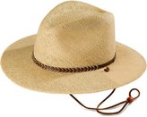Stetson Men's Lakeland Uv Protection Straw Hat S/M
