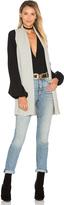 525 America Cotton Shaker Sleeveless Cardigan