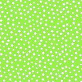 Stokke SheetWorld Fitted Oval Crib Sheet Sleepi) - Primary Stars White On Green Woven - Made In USA - 26 inches x 47 inches (66 cm x 119.4 cm)
