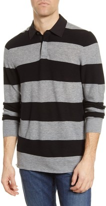 7 For All Mankind Wool Rugby Sweater