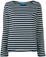 MiH Jeans striped longsleeved T-shirt