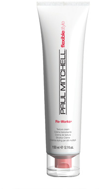 Paul Mitchell Flexible Style Re-Works Texture Cream 150ml