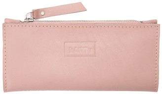 Natural Leather Wallet ''Quickthorn'' Dusty Pink