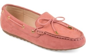 Journee Collection Women's Comfort Thatch Loafers Women's Shoes