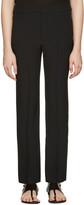 Chloé Black Cady Trousers