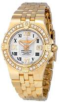 Breitling Starliner (Limited Edition) Diamond Rose Gold Ladies Watch H7134053-G672RG