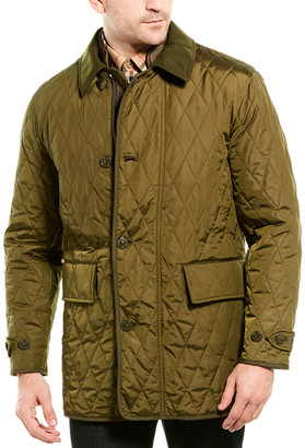 Burberry Wool & Cashmere-Blend Jacket