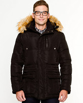 Le Château Hooded Down Puffer Coat