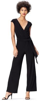Find. Women's Wrap Front Jumpsuit