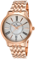 Lucien Piccard Rose Gold Sofia Bracelet Watch - Women